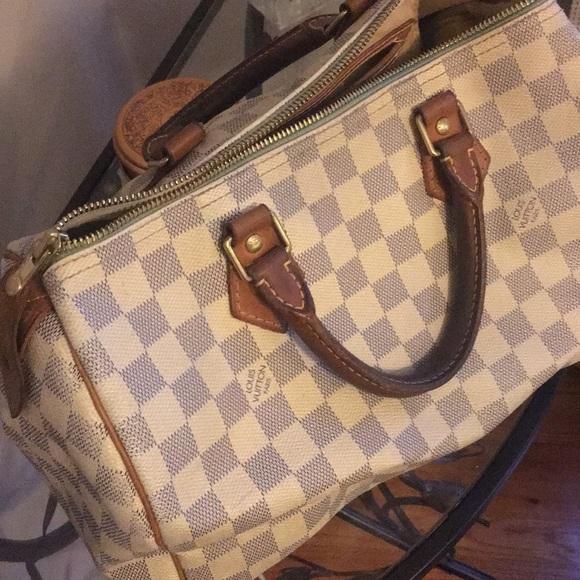8c7ac85cf1d Aunthentic Louis Vuitton Speedy Collection